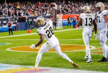 New Orleans Saints domina Chicago Bears e vence a quinta seguida - The Playoffs