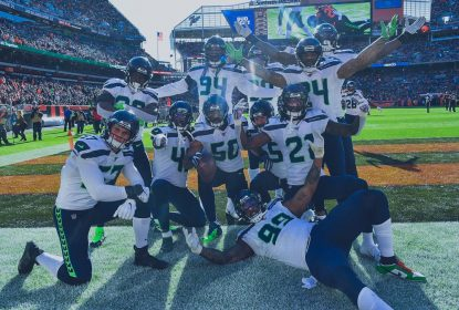Seattle Seahawks sofre, mas vence Cleveland Browns - The Playoffs