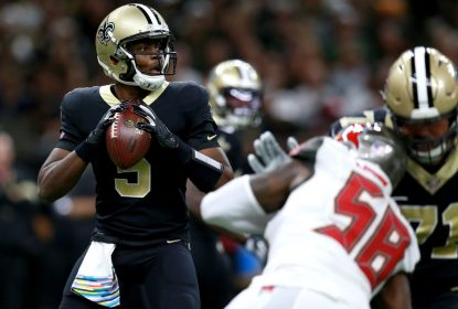 Com 4 touchdowns de Teddy Bridgewater, Saints vencem Buccaneers - The Playoffs