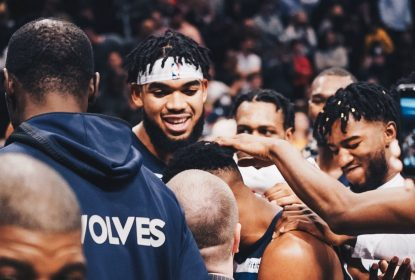 Na prorrogação, Minnesota Timberwolves vence Brooklyn Nets por 127 x 126 na estreia da NBA - The Playoffs