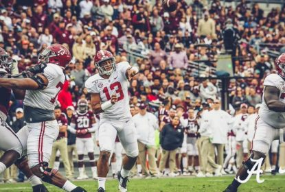 Alabama vence Texas A&M e segue invicta na temporada - The Playoffs