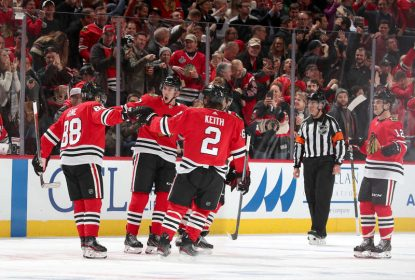Com grande partida de Patrick Kane, Blackhawks vencem Canucks - The Playoffs