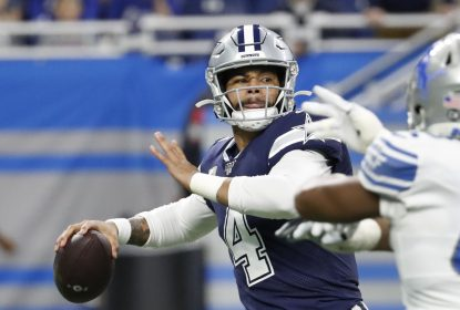 "Dak Prescott afirma: ""Estarei pronto para domingo"" - The Playoffs"
