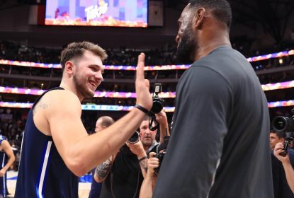LeBron James e Luka Doncic lideram venda de camisas da NBA durante período da 'bolha' - The Playoffs