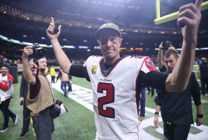 Atlanta Falcons surpreende e bate o New Orleans Saints com facilidade - The Playoffs