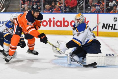 St. Louis Blues vence Edmonton Oilers e conquista 6ª vitória consecutiva - The Playoffs