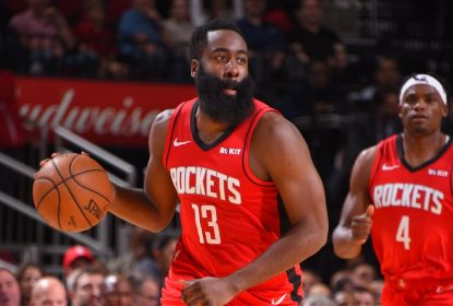 James Harden marca 37 pontos e brilha em vitória do Houston Rockets contra o New York Knicks - The Playoffs