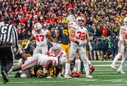 Ohio State segue na liderança em penúltimo ranking do CFP - The Playoffs