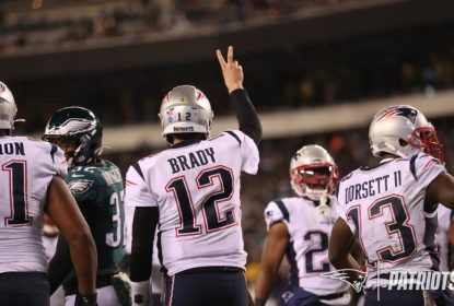 New England Patriots vence o Philadelphia Eagles com grande domínio defensivo - The Playoffs