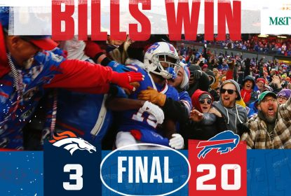Bills vencem Broncos em casa e se mantêm na zona de playoffs - The Playoffs