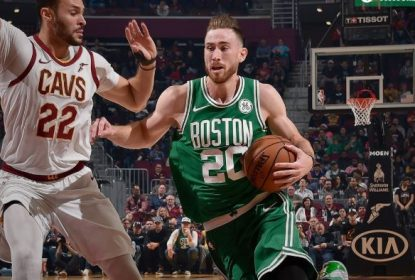 Boston Celtics vence Cleveland Cavaliers por 119 x 113 com 39 pontos de Gordon Hayward - The Playoffs