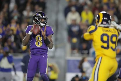 Ravens massacram Rams no encerramento da semana 12 - The Playoffs