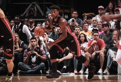 Jimmy Butler nega rótulo de azarão nas finais: Heat é um 'excelente time' - The Playoffs