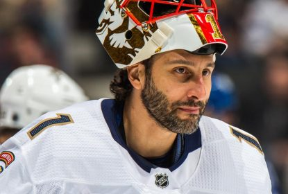 Panthers anunciam Luongo como conselheiro do GM da equipe - The Playoffs