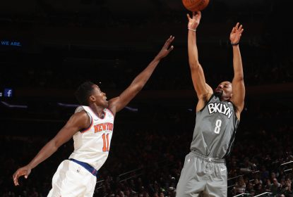 Com final eletrizante, Nets vencem Knicks no derby de Nova York - The Playoffs