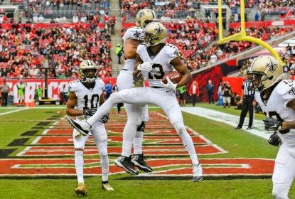New Orleans Saints se recupera e conquista vitória sobre o Tampa Bay Buccaneers - The Playoffs