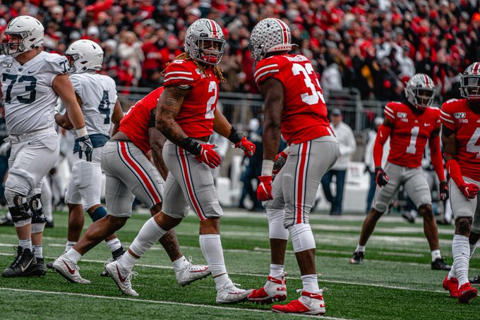 Ohio State supera Penn State e segue invicta