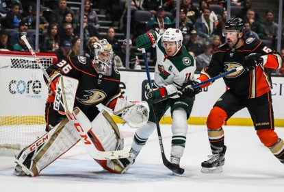 De virada, Minnesota Wild vence Anaheim Ducks - The Playoffs