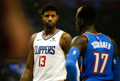 "Paul George: ""quero me aposentar nos Clippers"" - The Playoffs"