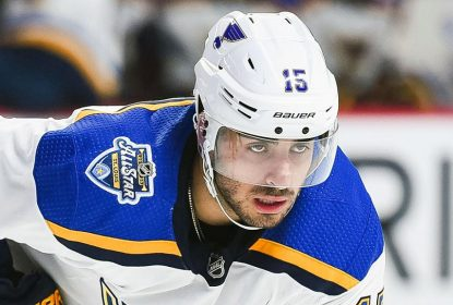 Blues trocam e Robby Fabbri vai para os Red Wings - The Playoffs