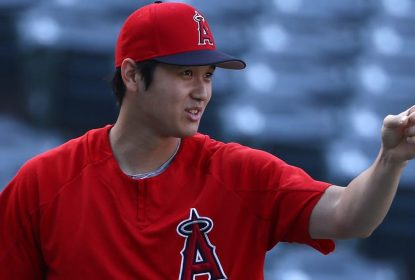 Shohei Ohtani voltará a arremessar pelo Los Angeles Angels - The Playoffs