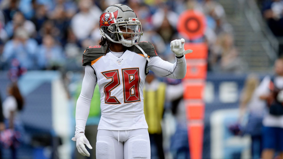 Houston Texans contrata cornerback Vernon Hargreaves