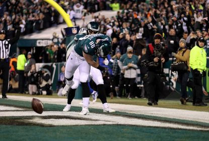 Philadelphia Eagles domina partida e vence confronto direto com Dallas Cowboys - The Playoffs