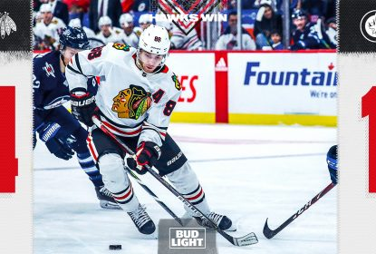 Com brilho de Patrick Kane, Blackhawks vencem Jets - The Playoffs