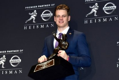Joe Burrow e Chase Young participarão de transmissão virtual do Draft da NFL - The Playoffs