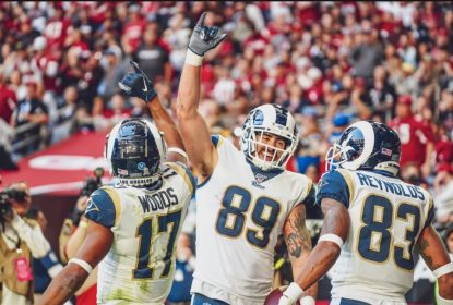 Los Angeles Rams vence o Arizona Cardinals pela semana 13 da NFL