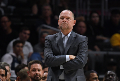 Michael Malone reclama do número de lances livres marcados para os Lakers - The Playoffs
