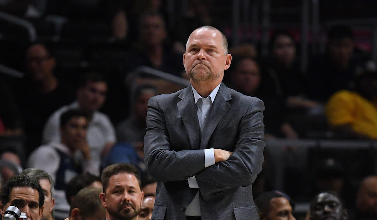 Mike Malone Denver Nuggets.