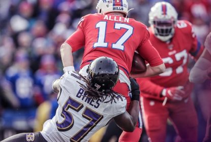 Em duelo de defesas, Baltimore Ravens derrota Buffalo Bills fora de casa - The Playoffs