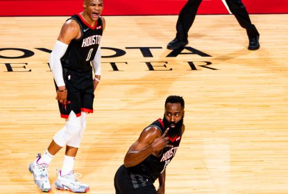 James Harden - Russell Westbrook - Houston Rockets - Denver Nuggets - NBA