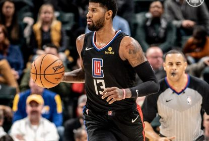 Paul George - Los Angeles Clippers - Indiana Pacers - NBA