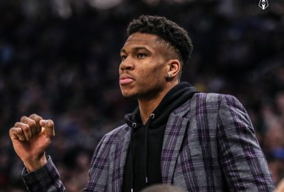 Giannis Antetokounmpo participa de protestos contra a morte de George Floyd em Milwaukee - The Playoffs