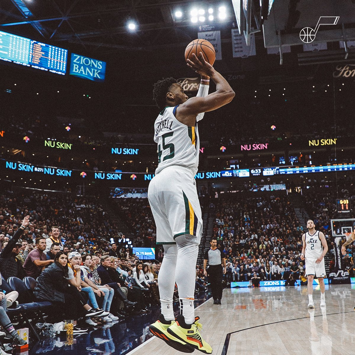 Donovan Mitchell - Utah Jazz - Orlando Magic - NBA