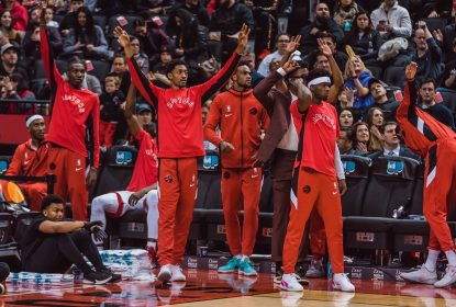 Toronto Raptors vence Minnesota Timberwolves e embala 15ª vitória consecutiva na NBA - The Playoffs