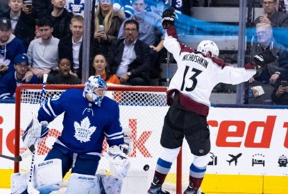 Colorado Avalanche vence e afunda ainda mais o Toronto Maple Leafs - The Playoffs