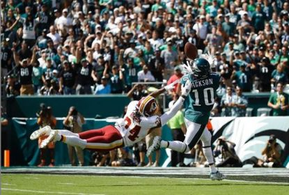 DeSean Jackson pode voltar para o divisional round caso Eagles avancem nos playoffs - The Playoffs