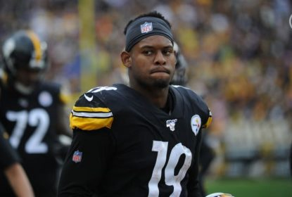 JuJu Smith-Schuster desfalcará Pittsburgh Steelers contra o Buffalo Bills - The Playoffs
