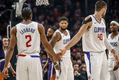 Tyronn Lue acredita que Kawhi Leonard e Paul George ficam por 'muito tempo' nos Clippers - The Playoffs