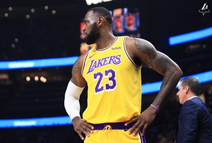 LeBron James se torna o mais votado para o All-Star Game 2020 - The Playoffs