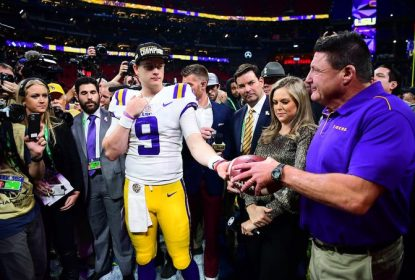 LSU derrota Georgia e leva o título da concorrida SEC - The Playoffs