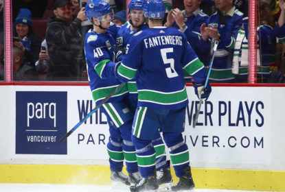 Demko e Miller brilham na Rogers Arena e Canucks vencem Blues - The Playoffs