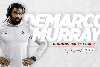 DeMarco Murray é contratado como running backs coach do Oklahoma Sooners