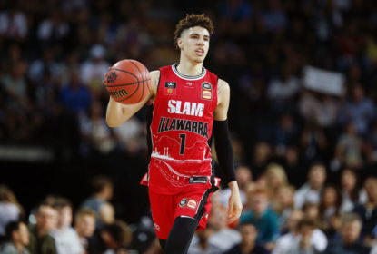 Lesão faz LaMelo Ball interromper temporada na Austrália - The Playoffs