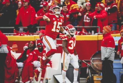 Com virada inacreditável, Chiefs batem Texans e voltam à final da AFC - The Playoffs