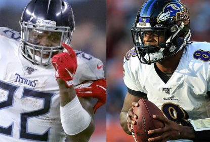 [PRÉVIA] Playoffs da NFL – AFC Divisional Round: Baltimore Ravens x Tennessee Titans - The Playoffs