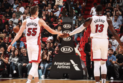 Sem Butler, Miami Heat joga bem e vence o Boston Celtics - The Playoffs